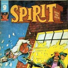 Cómics: SPIRIT Nº 11. WIL EISNER. GARBO 1975. EL CLÁSICO DEL CÓMIC EN SU PRIMERA EDICIÓN EN CASTELLANO. Lote 153836942