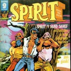 Cómics: SPIRIT Nº 13. WIL EISNER. GARBO 1975. EL CLÁSICO DEL CÓMIC EN SU PRIMERA EDICIÓN EN CASTELLANO. Lote 153837086