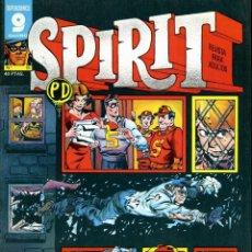 Cómics: SPIRIT Nº 15. WIL EISNER. GARBO 1975. EL CLÁSICO DEL CÓMIC EN SU PRIMERA EDICIÓN EN CASTELLANO. Lote 153837222