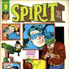 Cómics: SPIRIT Nº 16. WIL EISNER. GARBO 1975. EL CLÁSICO DEL CÓMIC EN SU PRIMERA EDICIÓN EN CASTELLANO. Lote 153837266