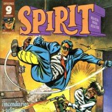 Cómics: SPIRIT Nº 17. WIL EISNER. GARBO 1975. EL CLÁSICO DEL CÓMIC EN SU PRIMERA EDICIÓN EN CASTELLANO. Lote 153837354