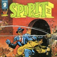 Cómics: SPIRIT Nº 18. WIL EISNER. GARBO 1975. EL CLÁSICO DEL CÓMIC EN SU PRIMERA EDICIÓN EN CASTELLANO. Lote 153837402