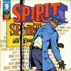 Cómics: SPIRIT Nº 23. WIL EISNER. GARBO 1975. EL CLÁSICO DEL CÓMIC EN SU PRIMERA EDICIÓN EN CASTELLANO. Lote 153837810