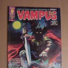 Cómics: VAMPUS. SUPERCOMICS GARBO. Nº 48. Lote 154362902
