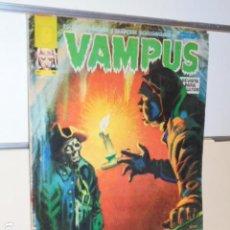 Cómics: VAMPUS Nº 46 - GARBO -. Lote 154694718