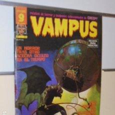 Cómics: VAMPUS Nº 53 - GARBO -. Lote 154694902