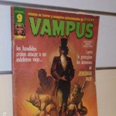 Cómics: VAMPUS Nº 58 - GARBO -. Lote 154695158