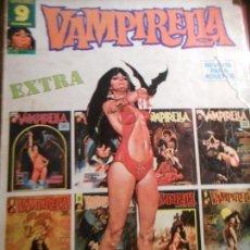 Cómics: VAMPIRELLA . EXTRA. Lote 155424866