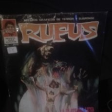 Cómics: RUFUS 4 #. Lote 156744890