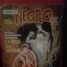 Cómics: DOSSIER NEGRO 86 #. Lote 156753718
