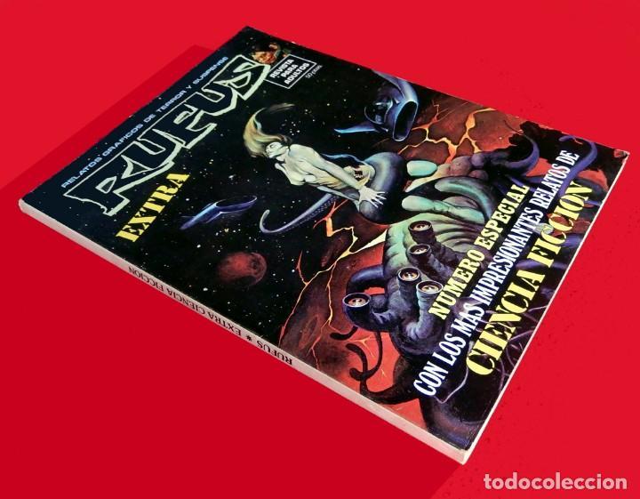 Cómics: RUFUS EXTRA - NÚMERO ESPECIAL CIENCIA FICCIÓN, - PRIMERA EDICIÓN 1974 - ORIGINAL - EDITORIAL GARBO - Foto 2 - 157758214