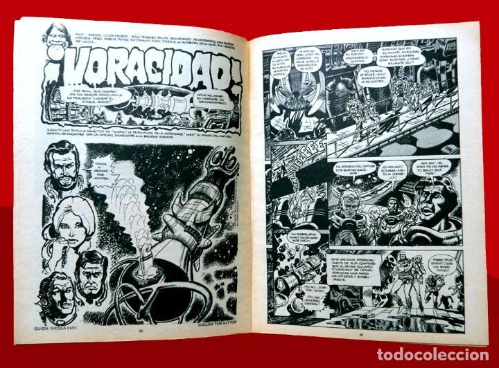Cómics: RUFUS EXTRA - NÚMERO ESPECIAL CIENCIA FICCIÓN, - PRIMERA EDICIÓN 1974 - ORIGINAL - EDITORIAL GARBO - Foto 3 - 157758214