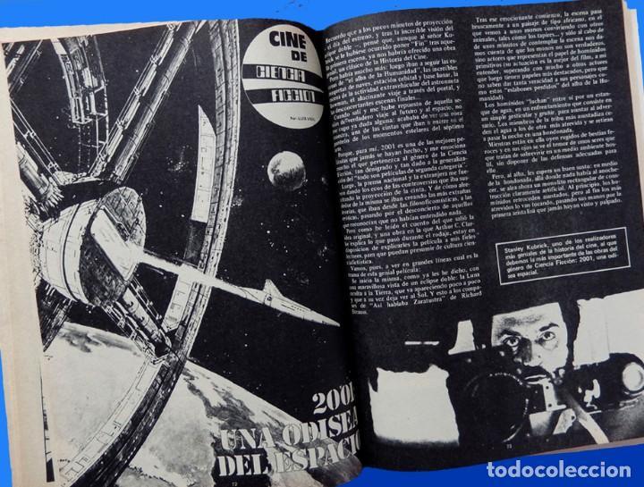 Cómics: RUFUS EXTRA - NÚMERO ESPECIAL CIENCIA FICCIÓN, - PRIMERA EDICIÓN 1974 - ORIGINAL - EDITORIAL GARBO - Foto 4 - 157758214