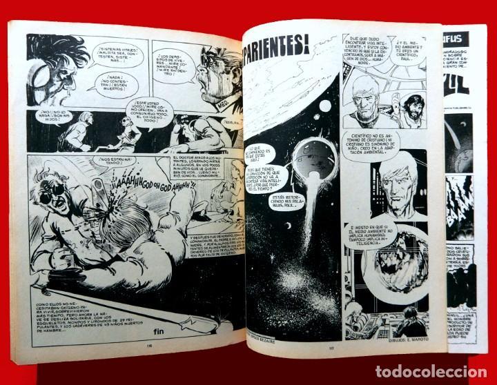 Cómics: RUFUS EXTRA - NÚMERO ESPECIAL CIENCIA FICCIÓN, - PRIMERA EDICIÓN 1974 - ORIGINAL - EDITORIAL GARBO - Foto 5 - 157758214