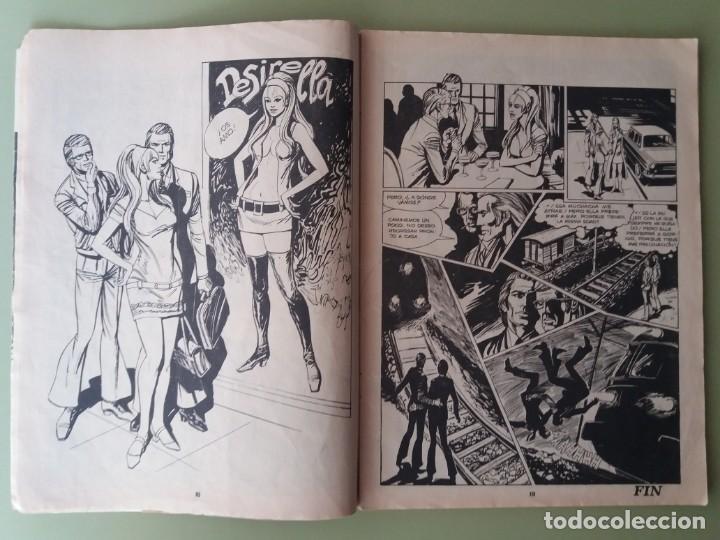 Cómics: cómic Vampirella,editorial Garbo,en español,año 1976,nº20 - Foto 2 - 158823630