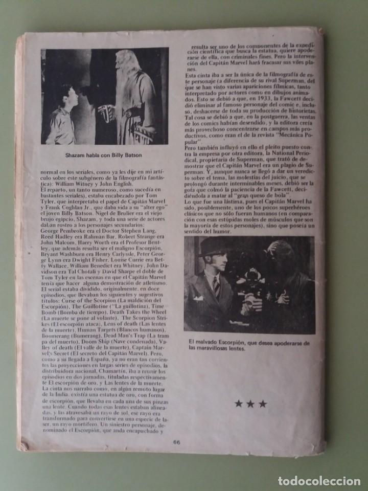 Cómics: cómic Vampirella,editorial Garbo,en español,año 1976,nº20 - Foto 3 - 158823630