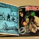 Cómics: DOSSIER NEGRO TOMO CON LOS EXTRAS VAMPIROS,INVIERNO 1973 Y VERANO 1973.PERFECTOS.. Lote 160392146