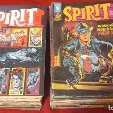 Cómics: SPIRIT - COLECCION COMPLETA DE 30 NUMEROS . Lote 161875326