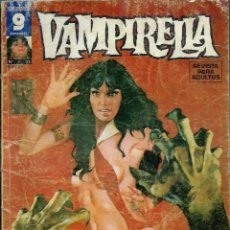 Cómics: VAMPIRELLA Nº 37 - GARBO 1978 - DIFICIL - - VER DESCRIPCION. Lote 162295658