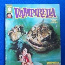 Cómics: VAMPIRELLA Nº 9 - GARBO. Lote 164047230