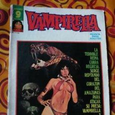 Cómics: CÓMIC VAMPIRELLA N°18-GARBO (SUPERCOMICS).. Lote 165579552