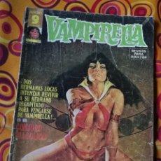 Cómics: CÓMIC VAMPIRELLA N°20-GARBO (SUPERCOMICS).. Lote 165579929