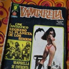 Cómics: CÓMIC VAMPIRELLA N°28-GARBO (SUPERCOMICS).. Lote 165580005