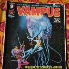 Cómics: CÓMIC VAMPUS N°60-GARBO (SUPERCOMICS).. Lote 165580974