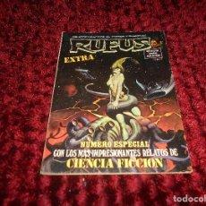 Fumetti: RUFUS- EXTRA ESPECIAL CIENCIA FICCIÓN-1974-DIFÍCIL-MARTÍN SALVADOR-ERNIE COLON-JACK KATZ-LEAN-9175. Lote 167546832
