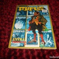 Cómics: RUFUS- EXTRA PRIMAVERA-1974- BUENO-MUY DIFÍCIL-PABLO MARCOS- GRANDENETTI-USERO-AURALÉON-9174. Lote 167546900