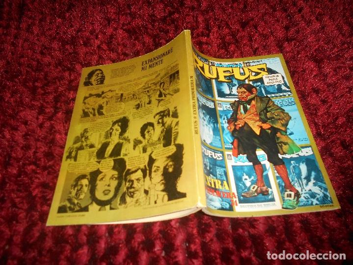 Cómics: RUFUS- EXTRA PRIMAVERA-1974- BUENO-MUY DIFÍCIL-PABLO MARCOS- GRANDENETTI-USERO-AURALÉON-9174 - Foto 5 - 167546900