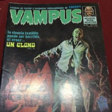 Cómics: VAMPUS NUMERO 43 NORMAL ESTADO CONTIENE EL POSTER. Lote 167689488