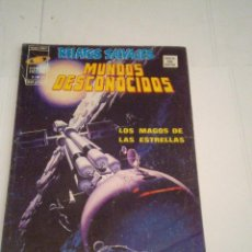 Cómics: RELATOS SALVAJES - MUNDOS DESCONOCIDOS - VERTICE - VOLUMEN 1 - NUMERO 24 - GORBAUD - . Lote 169827936