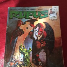 Cómics: GARBO RUFUS NUMERO 20 NORMAL ESTADO. Lote 170197696