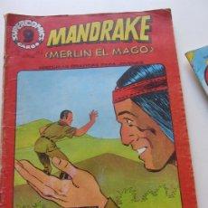Cómics: SUPERCOMICS GARBO Nº 20 - MANDRAKE- MERLIN EL MAGO MODERNO- 1973 CX19. Lote 173553824