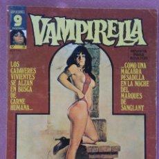 Cómics: VAMPIRELLA Nº 35 - 1977. Lote 175415328
