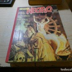 Cómics: PRECIOSO RETAPADO DOSSIER NEGRO GARBO NUMS 92 87 96 88 91 93 97. Lote 175719714