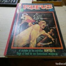 Cómics: PRECIOSO RETAPADO RUFUS DE GARBO TOMO RETAPADO RUFUS - CONSTA DE 7 EJEMPLARES 40 32 35 26 36 19 38. Lote 175719978