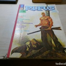 Cómics: PRECIOSO RETAPADO RUFUS DE GARBO TOMO RETAPADO RUFUS - CONSTA DE 7 EJEMPLARES 30 27 39 28 33 42 29. Lote 175720117