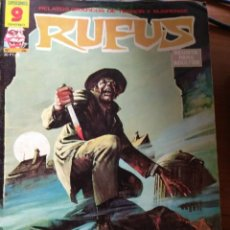 Cómics: RUFUS Nº 26. Lote 176462882