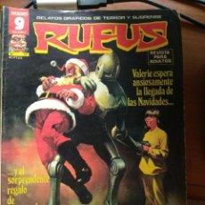 Cómics: RUFUS Nº 55. Lote 176462897