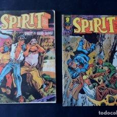 Cómics: SPIRIT / 2 EJEMPLARES Nº 27 - 13 / GARBO 1973 / . Lote 177633377