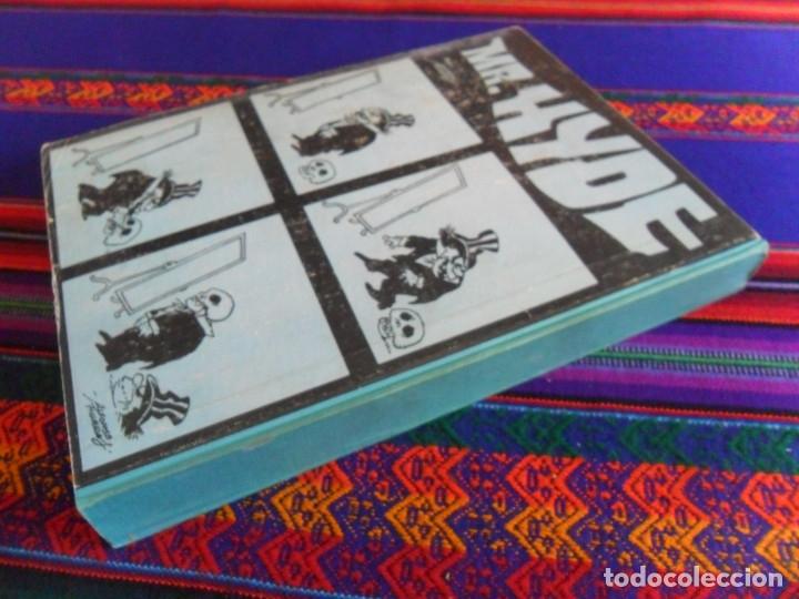 Cómics: TOMO RETAPADO FAMOSOS MONSTERS DEL CINE CON NºS 21 7 8 9 10 11 12. GARBO 1975. RARO. - Foto 3 - 177642179