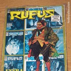 Cómics: GARBO RUFUS EXTRA PRIMAVERA 74. Lote 178277050