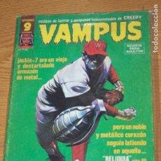 Cómics: GARBO VAMPUS 64. Lote 178277522