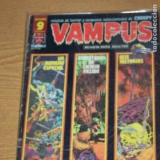 Cómics: GARBO VAMPUS 68. Lote 178277575
