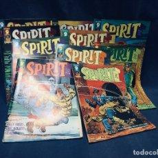 Cómics: LOTE 10 COMICS SPIRIT SUPERCOMICS GARBO . Lote 178801910