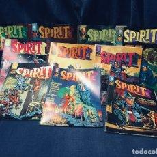 Cómics: LOTE 10 COMICS SPIRIT SUPERCOMICS GARBO . Lote 178802426