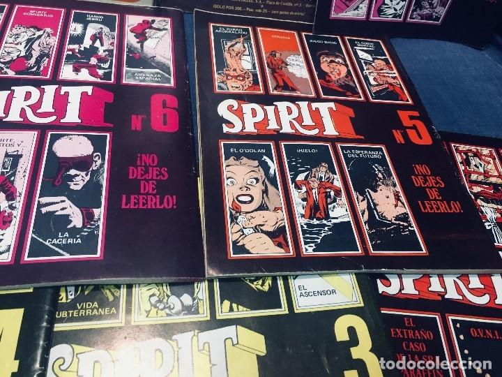 Cómics: LOTE 10 COMICS SPIRIT SUPERCOMICS GARBO - Foto 3 - 178802426