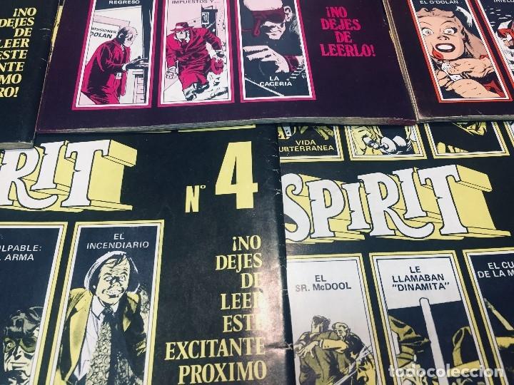 Cómics: LOTE 10 COMICS SPIRIT SUPERCOMICS GARBO - Foto 4 - 178802426